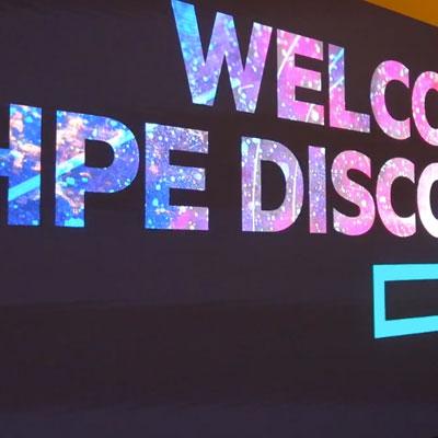 Nyheter från HPE Discover