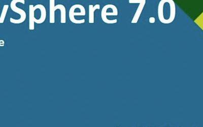 vSphere 7