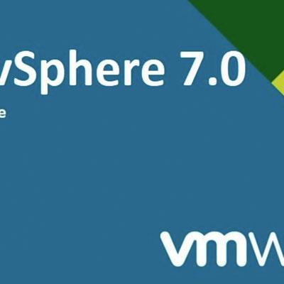 VMware vsphere7