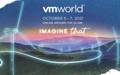 """VMworld 2021: """"We're proud to announce…"""""""